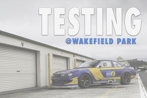 TESTING AT WAKEFIELD